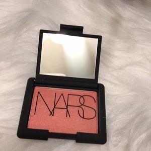 NWOB NARS orgasm blush mini